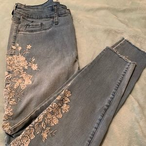 Mossimo High Rise Jeggings - Size 8